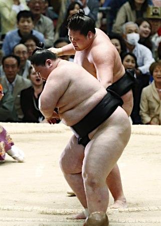 20150321 照ノ富士対逸ノ城