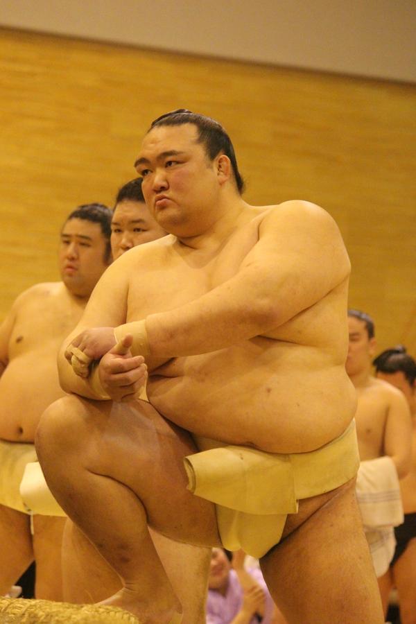 20150415 稀勢の里 相撲協会公式