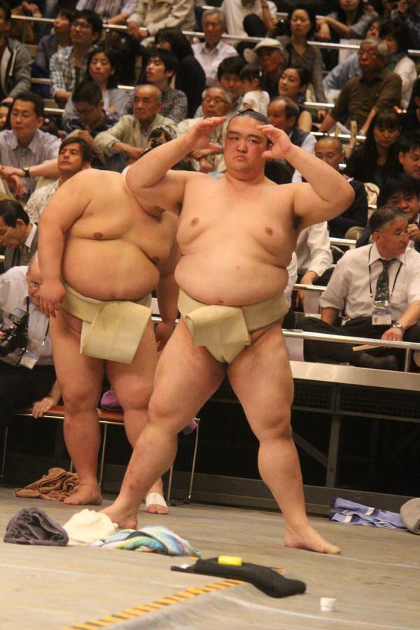 20150429 稀勢の里2 相撲協会公式