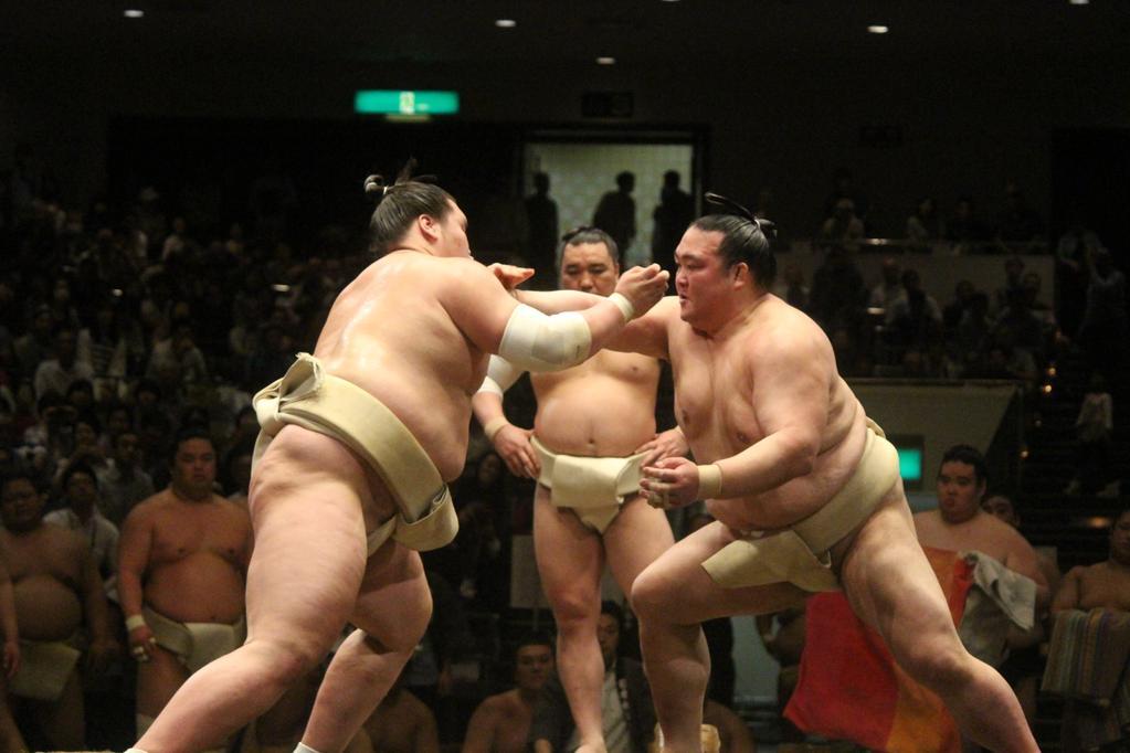 20150429 稀勢の里 相撲協会公式