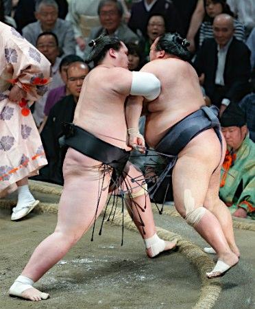 20150519 照ノ富士対豊ノ島 時事