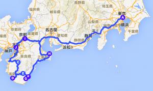 和歌山全体地図