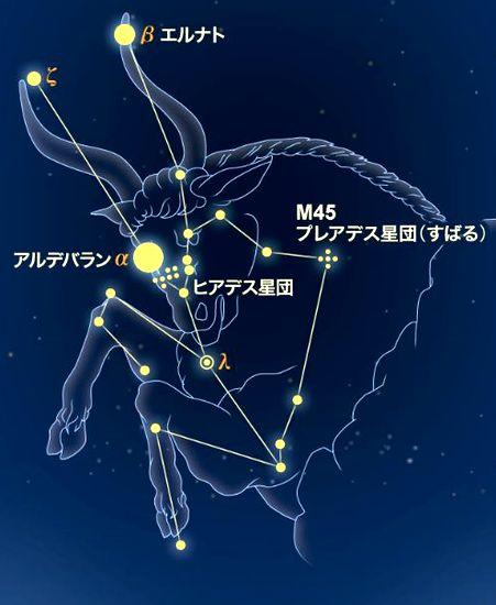 タウロス星座
