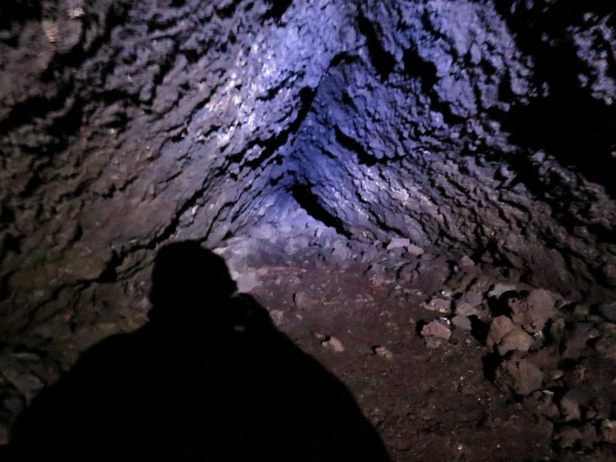 富士山隠れスポット崩れ穴6