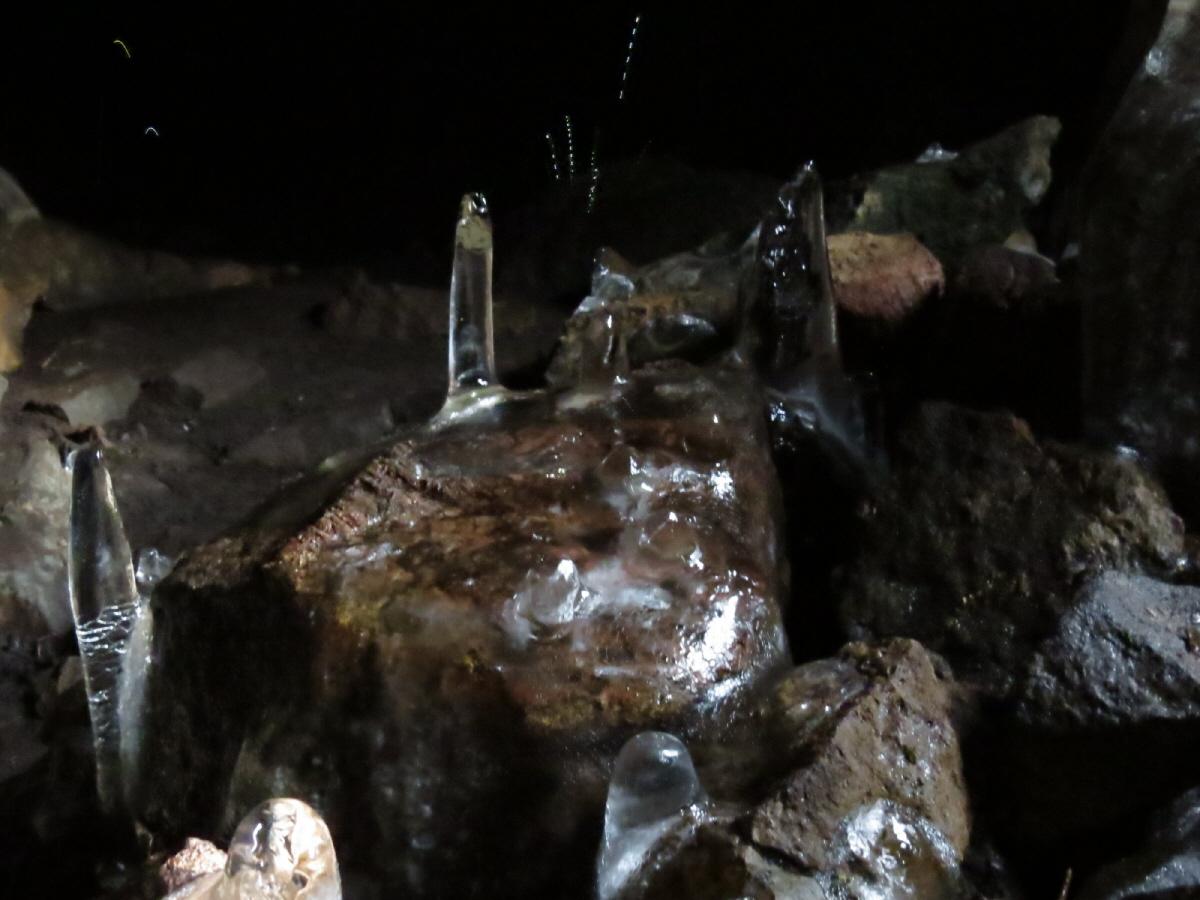 富士山隠れスポット3姥穴