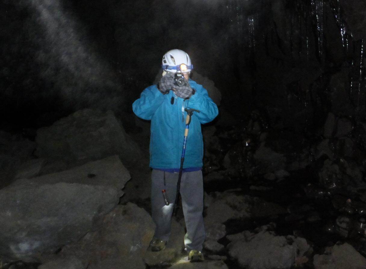 富士山隠れスポット6富士風穴