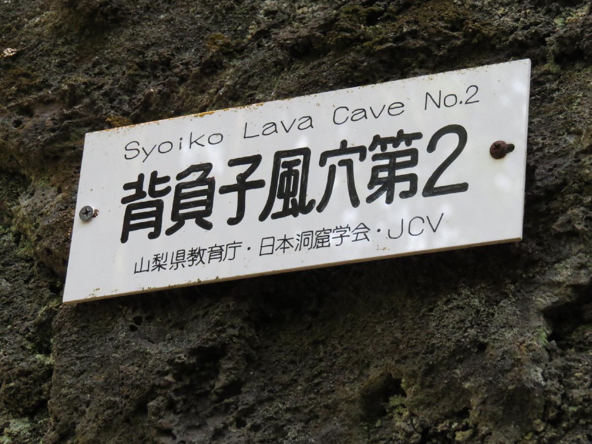 富士山隠れスポット背負子第2看板
