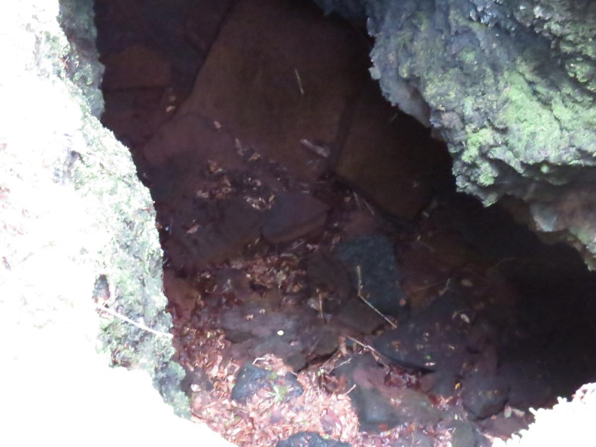 富士山隠れスポット 軽水風穴08