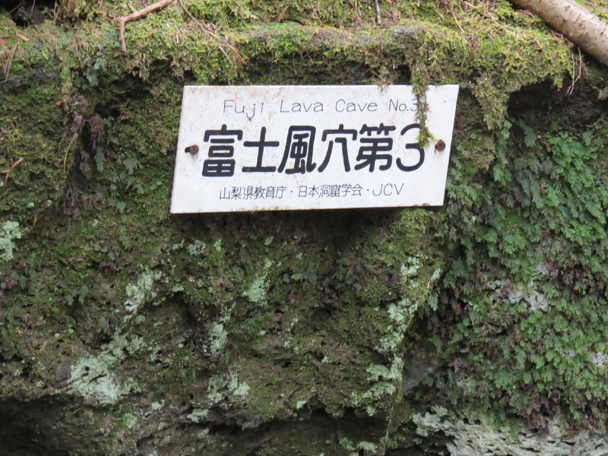 富士山隠れスポット富士風穴3-1
