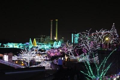 12/30 ジュエルミネーション よみうりランド