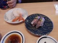 4/26 赤海老、鯵  がってん寿司