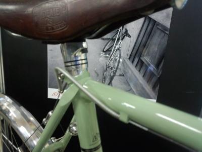サイクルフレームショー