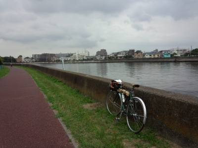 ぐるぐると横浜