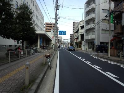 旧綱島街道