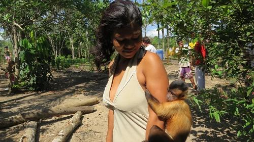 ブラジル15原住民