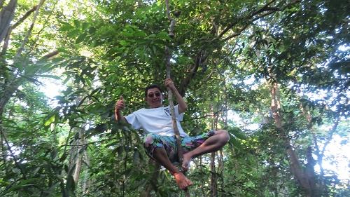ブラジル18私ターザンIMG_2220