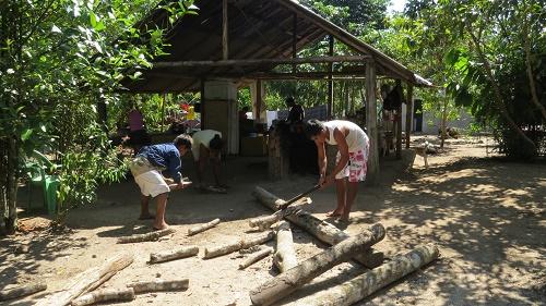 アマゾン3村