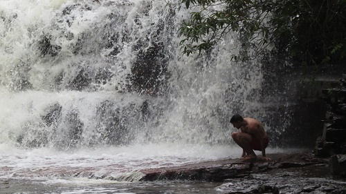 サバンナ11滝