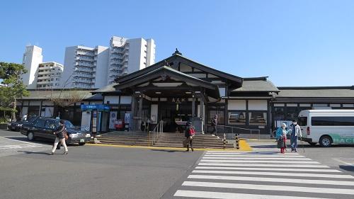 綱五郎18高尾駅 (2)