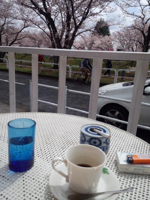 桜8コーヒー