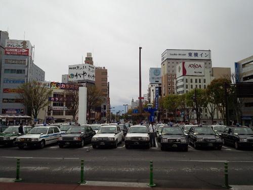 甲府駅前DSC_0687