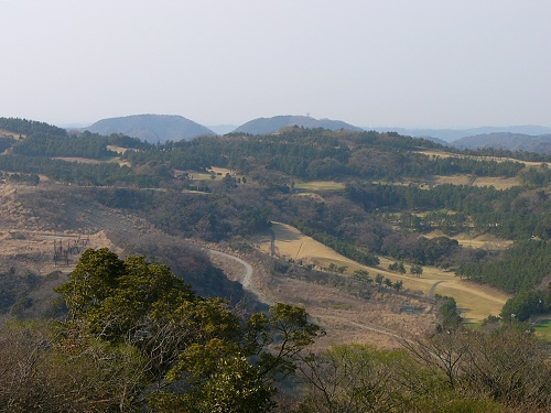 7 大楠山からP1020612