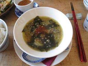 わかめスープ2