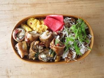 長芋肉巻き弁当
