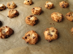 ココナッツクッキー