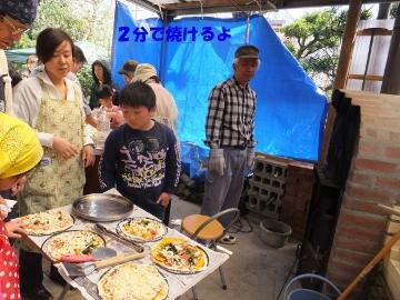 27年度ピザ焼き交流会7