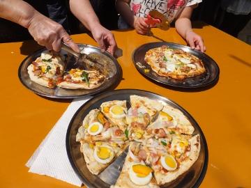 27年度ピザ焼き交流会8