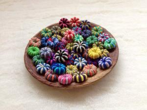 糸の花たち