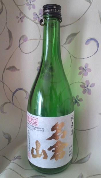 限定品 純米酒 名倉山
