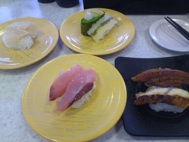 ニューかっぱ寿司