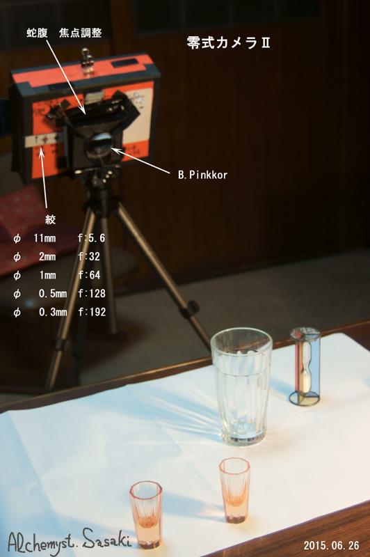 零式カメラⅡ