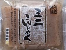 鶏レパーとこんにゃくの甘辛煮 材料②