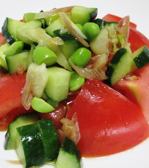 トマト&枝豆 B
