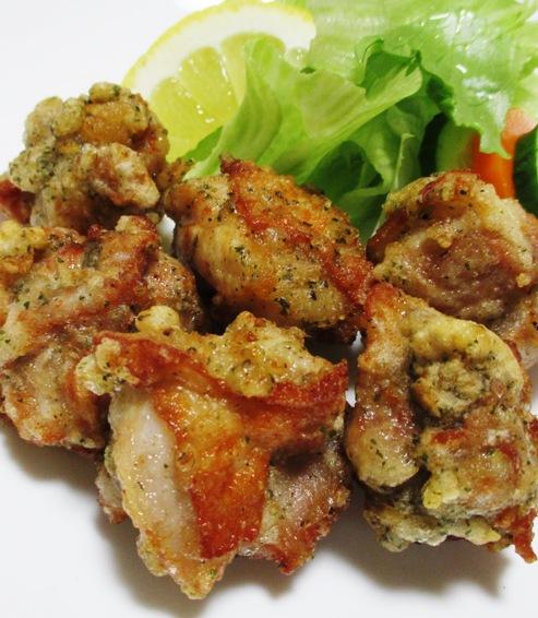 鶏の唐揚げナンプラー風味 大