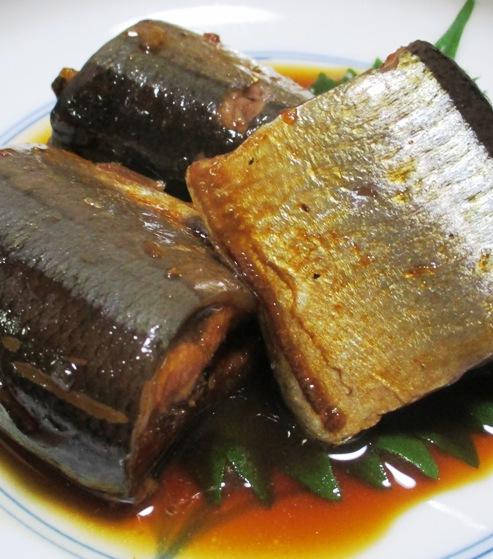 秋刀魚 B
