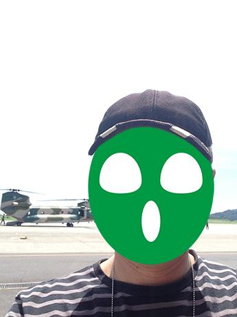 2015 7 27 ヘリ搭乗体験2