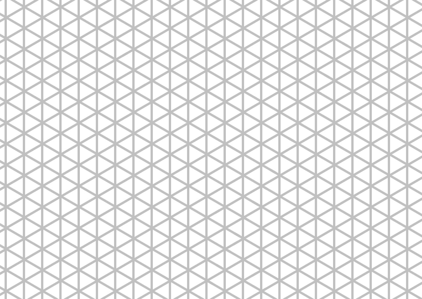 リフ編み用の自作製図用紙