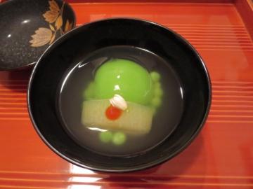 うすい豆豆腐