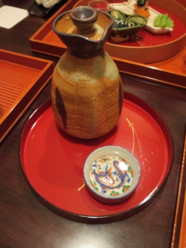 男山 特別純米 700円