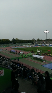 湘南ベルマーレVSFC東京