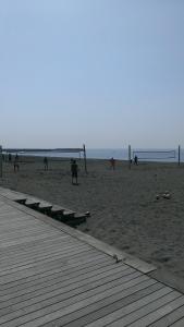4月ビーチ2