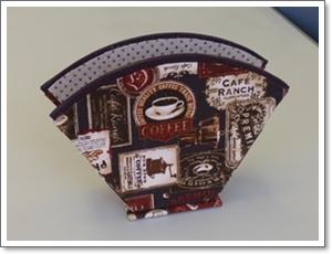 コーヒーフィルター入れ2015年1月