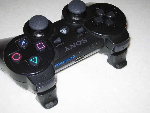 DS3 Dualshock3 デュアルショック3 Wireless Controller Black CECHZC2J A1 アタッチメント用 アクラス PS3用 コントローラーキャップセット L2・R2 ボタン用トリガーキャップ取り付け