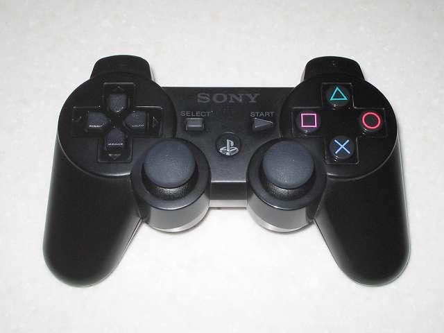 DS3 Dualshock3 デュアルショック3 Wireless Controller Black CECHZC2J A1 組み立て作業完了