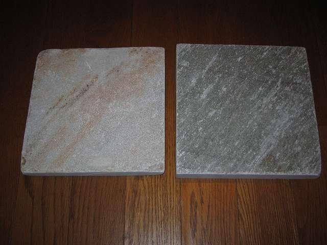 Antec Three Hundred Two AB 振動対策、敷石 鉄平石 ピンコロ 石材 とっても綺麗なイエロー鉄平石 st13 20cm×20cm×約3cm前後 購入