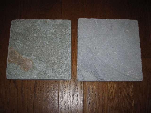 Antec Three Hundred Two AB 振動対策、敷石 鉄平石 ピンコロ 石材 とっても綺麗なイエロー鉄平石 st13 20cm×20cm×約3cm前後 反対側